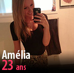 Amélia, 23 ans
