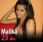 Malika, 23 ans