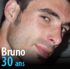Bruno, 30 ans